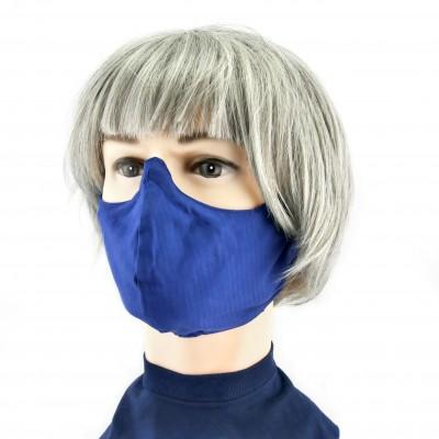 Gesichtsmaske - Blau