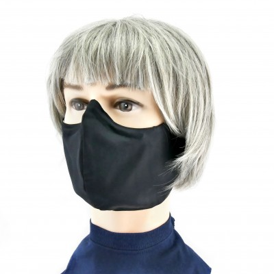 Gesichtsmaske - Burgund