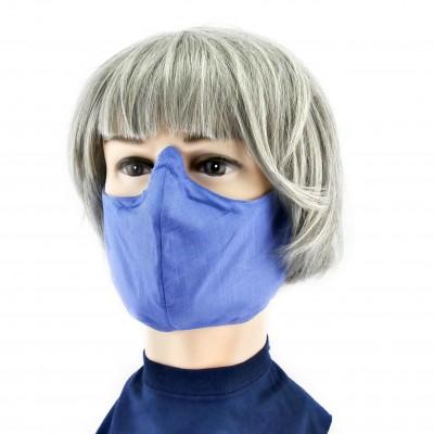 Gesichtsmaske - Hellblau