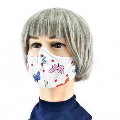 Gesichtsmaske - Schmetteling