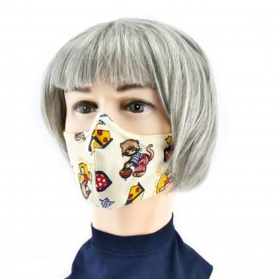 Gesichtsmaske - Bärchen
