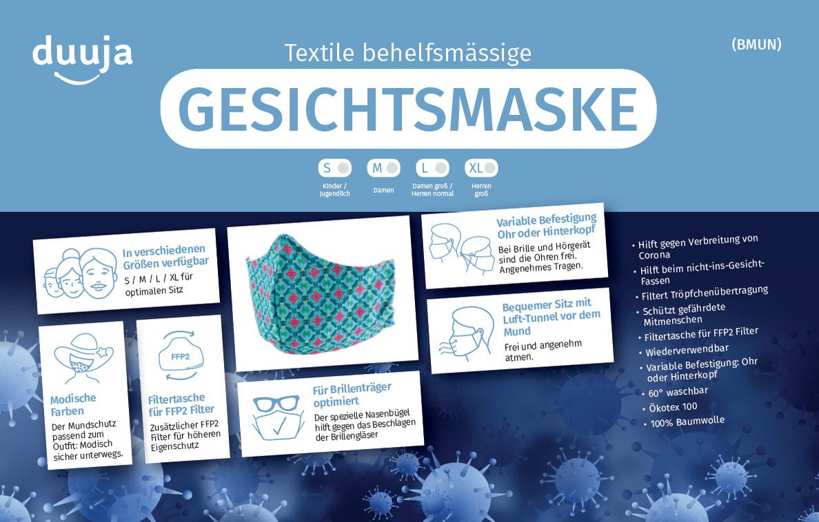 mondmasker voordelen